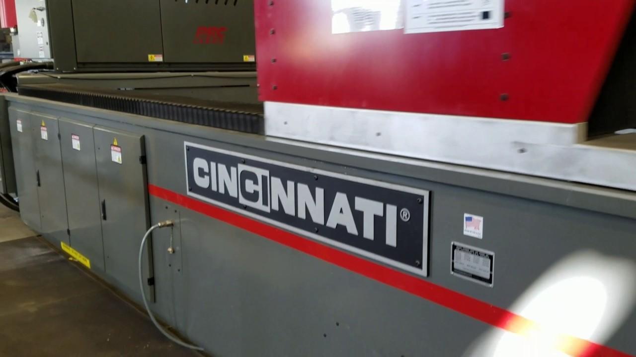Cincinnati Laser