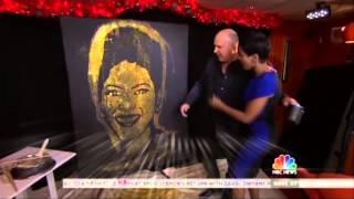 Robert Channing - The World's Only Fine Art Speed Glitter Painter Thumbnail