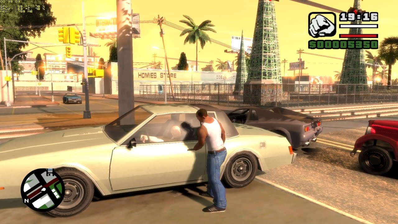 GTA IV - San Andreas - Beta 2 - A World in Motion (in 1080p) - YouTube