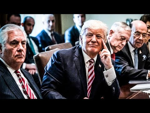 """Trump Cabinet Members Create """"Suicide Pact"""" In Case Any Of Them Get Fired"""