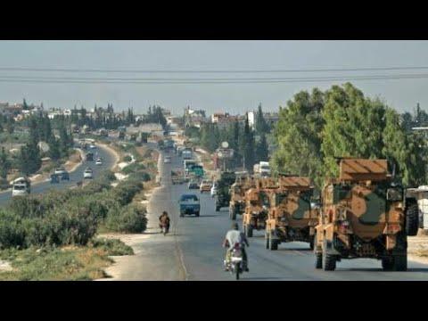 سوريا: قوات النظام تتقدم في خان شيخون بإدلب وتقطع الطريق أمام رتل تركي  - نشر قبل 4 ساعة