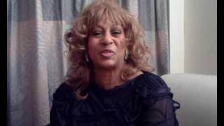 A MESSAGE OF THANKS FROM LYNDA LAURENCE (Formerly of THE SUPREMES)