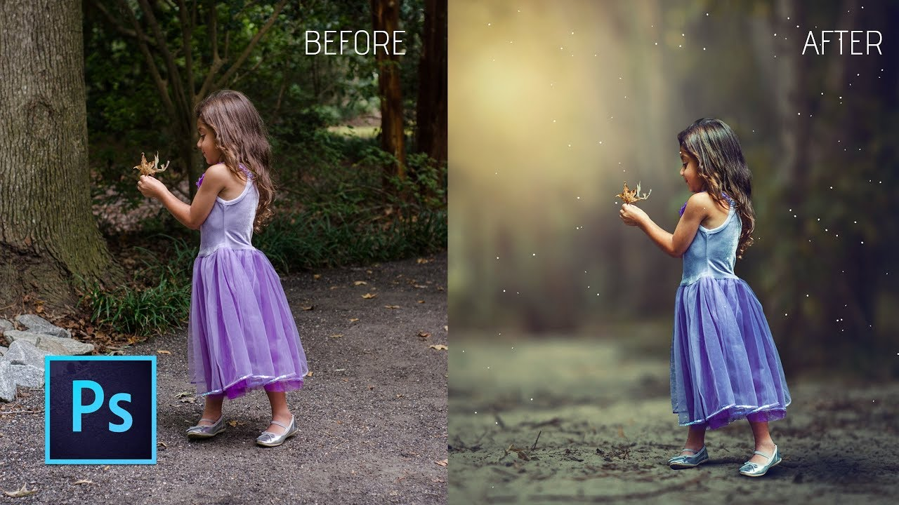 Photoshop photography manipulation