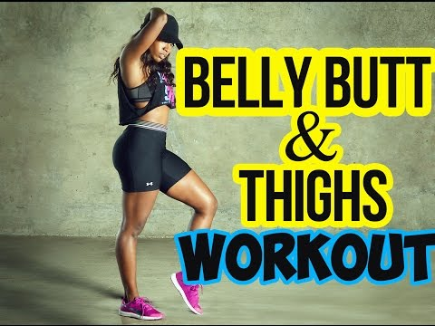 Prevention Fitness Systems: Express Workout Belly Butt & Thighs (by Chris Freytag ))