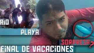 Ultimos Dias de Vacaciones | Puerto Rico | Playa | Rio | Con Familia