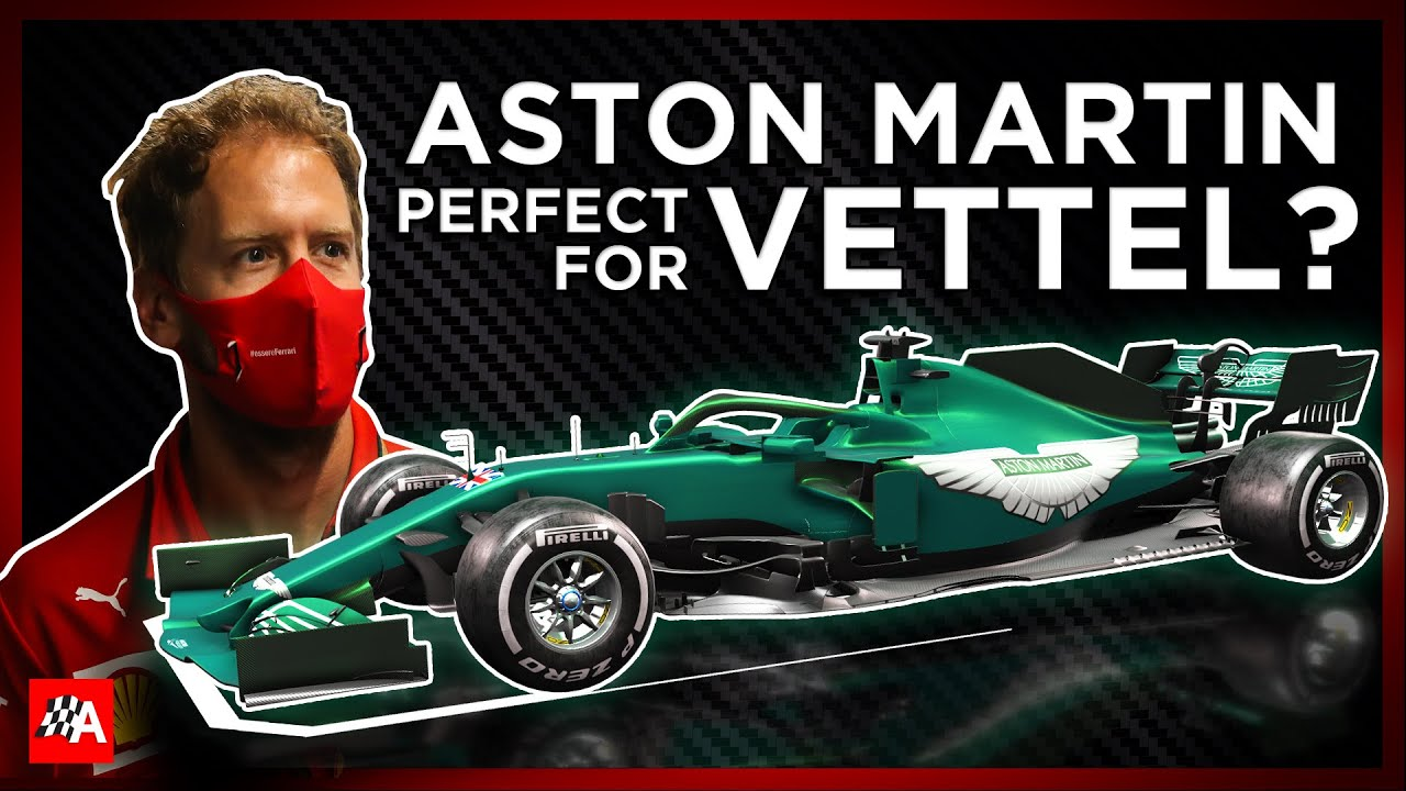 Why Aston Martin Could Be The Perfect Team For Vettel In 2021 Youtube