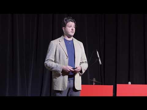 The Emotionally Eviscerated Man | Joshua Ginsberg | TEDxAsheville
