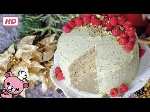 How to make Pistachio Cake with Irish Buttercream (video)