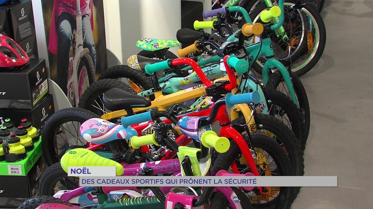 Yvelines | Noël : des cadeaux sportifs qui prônent la sécurité