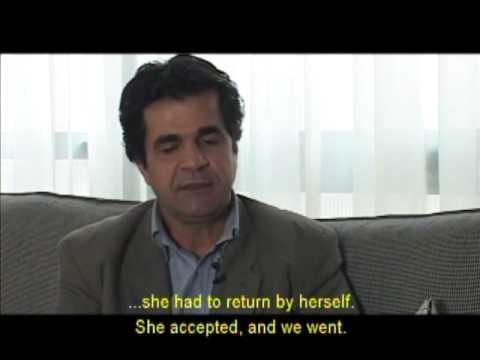 "Jafar Panahi discusses ""Offside"" Pt. 1"