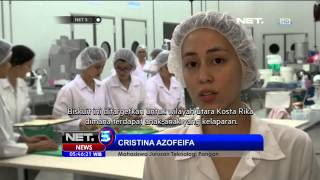 Kuliner Serangga, Solusi Baru Masalah Kelaparan di Kostarika - NET5