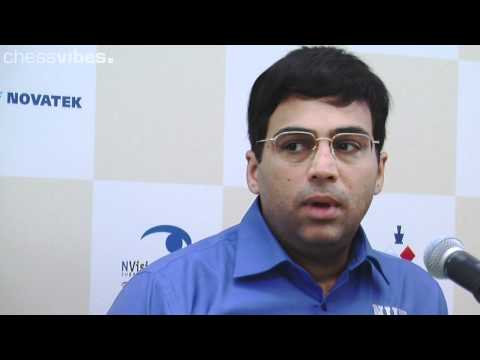 World Chess Championship 2012: Anand-Gelfand, game 8