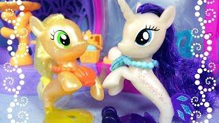 Подружки - русалки Май Литл Пони (My Little Pony)