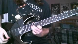 Judas Priest Crossfire (Guitar Cover)