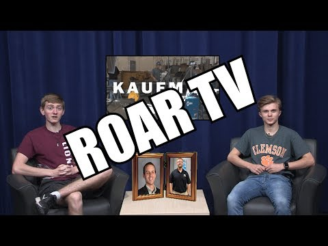 Roar TV Program 18