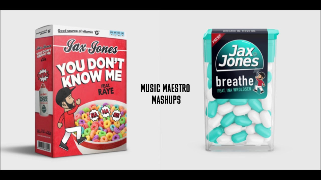 jax jones you dont know me download free
