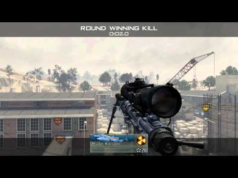 oreo challenges you (MW2-BO2) Thanks For 1k [3/4]