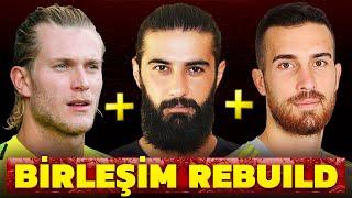İŞTE DÜNYANIN EN KÖTÜ KALECİSİ // KARİUS + FATİH ÖZTÜRK + HARUN // FIFA 21 OYUNCU BİRLEŞİM REBUILD