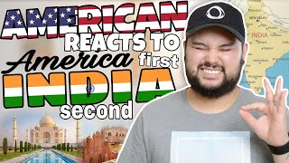 American REACTS // America First, India Second
