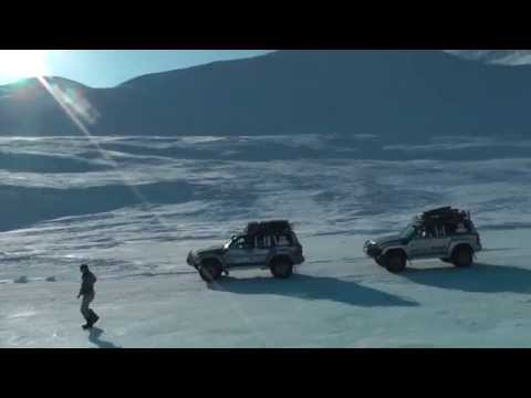 "Chukotka 2012. Winter Road ""Arctica"""