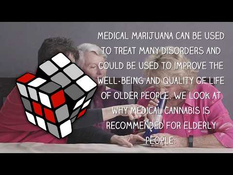 Medical Cannabis Recommendations for Older Weed Smokers - Pot Valet