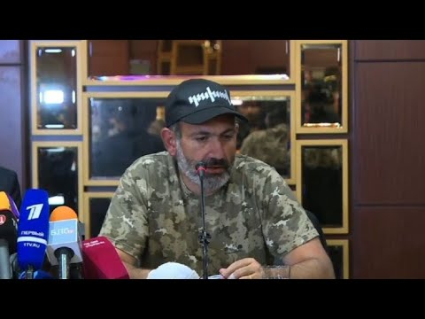 Armenia opposition leader Pashinyan says 'ready to lead' country