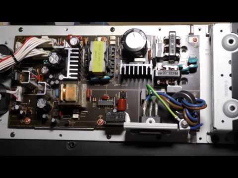 Yamaha Soundbar Repair YSP 1100