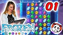 Frozen ❄ Die Eiskönigin ❄ Free Fall App -Teil 1 - Pandido Gaming