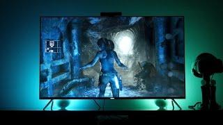 PS4 Pro 4K HDR Settings + Demo on KS8000 TV (Ep. 2)