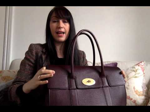 cfc4e3a79fe5 The New Mulberry Bayswater - YouTube