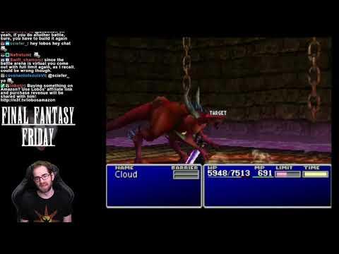 Lobos Plays Final Fantasy VII (Pt. 19)