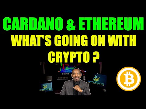 CARDANO (ADA) ETHEREUM | Will CRYPTO Rebound?