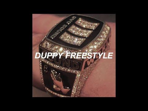 Drake - Duppy Freestyle [INSTRUMENTAL]