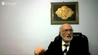 Prof. Dr. Süleyman Ateş ile Tefsir Dersi - Hicr Suresi 1. - 15. Ayetler