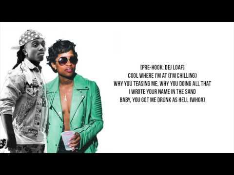 Jacquees & Dej Loaf - Make You Fall In Love (Lyrics) - Лучшие