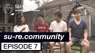 su-re.community #7 | Agriculture Issues in Canggu Area (ft.Tokyo University Students)