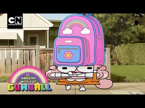 The Diary Of Anais | Gumball | Cartoon Network
