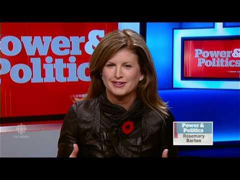 New Interim Conservative Leader Rona Ambrose Interviewed
