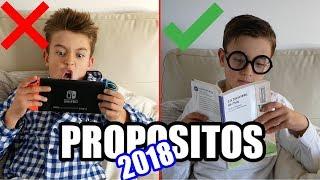 ¡PROPOSITOS 2018! - EXPECTATIVAS VS  REALIDAD