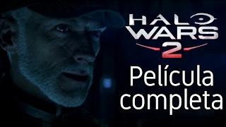 Halo Wars 2 | Película completa - Todas las cinemáticas + Escenas extra - Español Latino