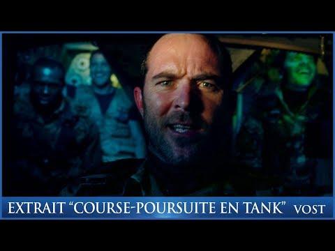 """BRAQUEURS D'ELITE - Extrait """"Course-poursuite en tank"""" (VOST)"""