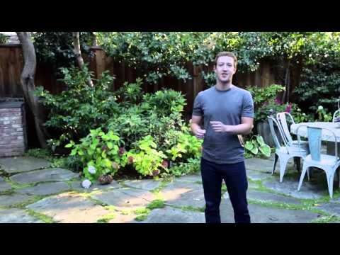 Mark Zuckerberg Ice Bucket Challenge [Oficial Channel]