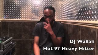 HipHopShortStop: Exclusive interview with Hot97 Heavy Hitter, DJ Wallah