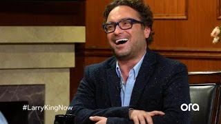 More 'Big Bang Theory' After Season 10? | Larry King Now | Ora.TV
