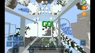 Let's hack #2 (CubeCraft new SkyWars Mega Mod) WoW