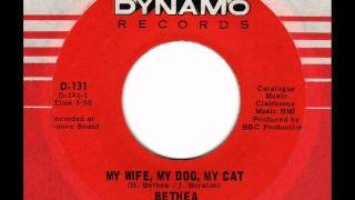BETHEA & the AGENTS  My wife, my dog, my cat 70s Rare Soul