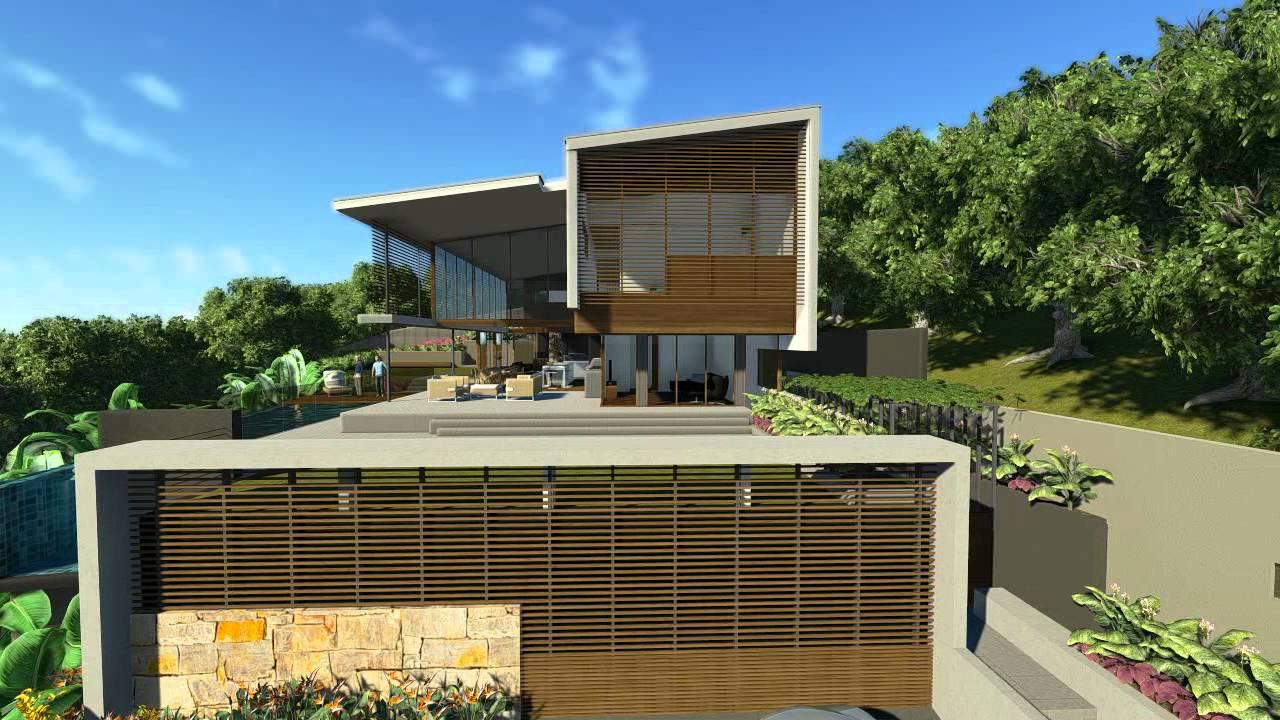 Tim Stewart Architects - Auchenflower House.mp4