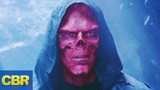 What Nobody Realized About Red Skull's Appearance In Marvel's Avengers Infinity War thumbnail
