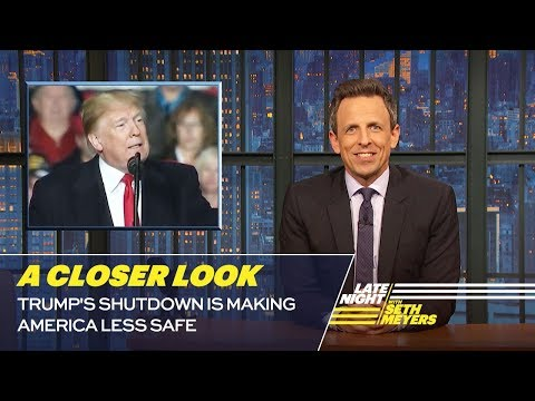 Trump's Shutdown Is Making America Less Safe: A Closer Look