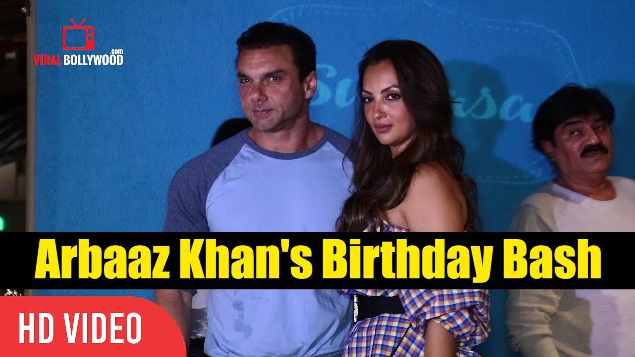 Private Ceremony Reception Later: Sohail Khan With Wife Seema Sachdev At Arbaaz Khan's